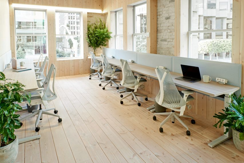 Canopy Workspace by Yves Behar and Amir Mortazavi