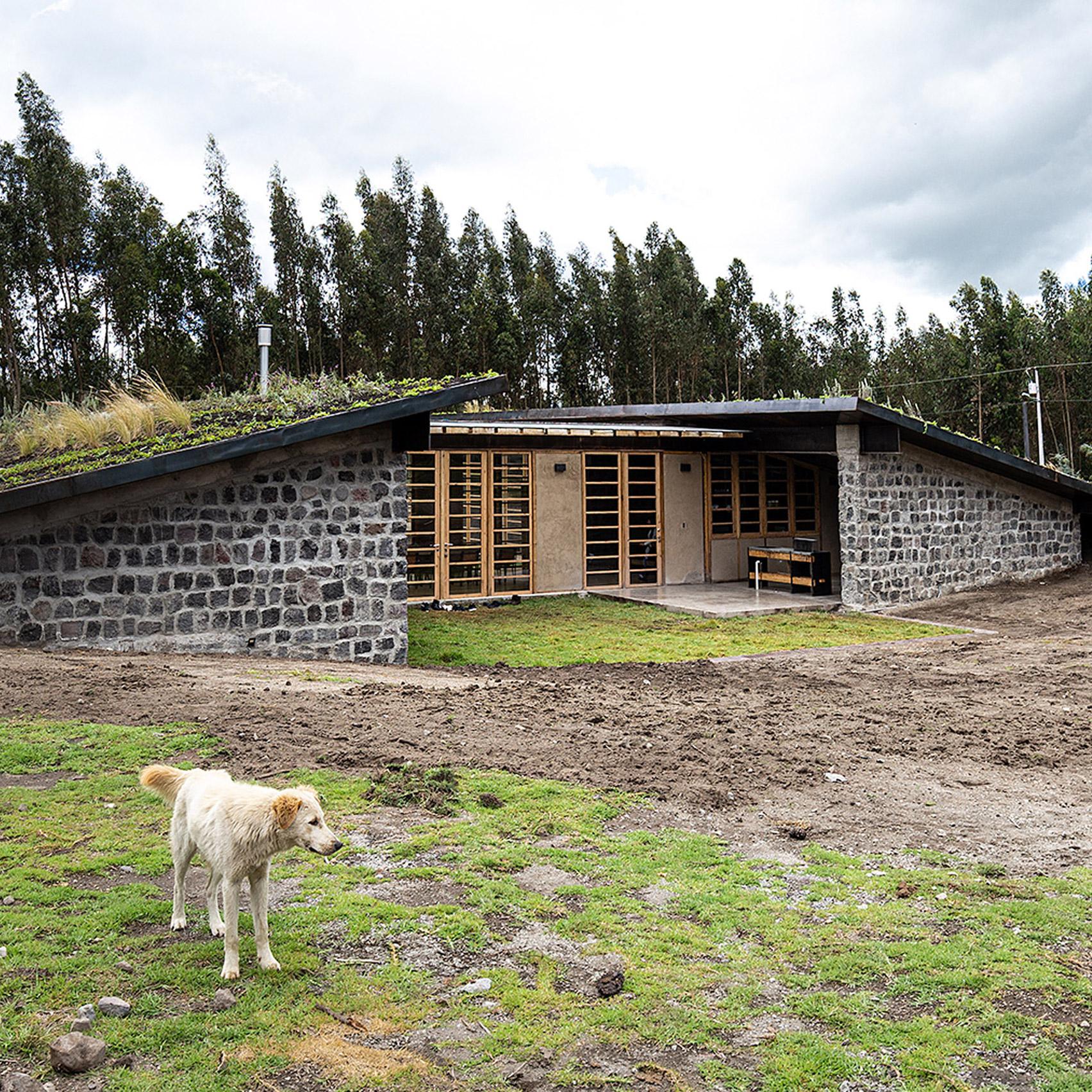 Rama Estudio embeds Casa Patios into rural Ecuadorian landscape