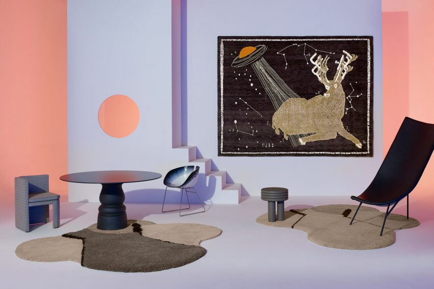 Lunar Addiction by Studiopepe from the Cc-Tapis Spectrum catalogue.