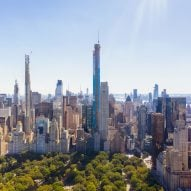 Central Park Tower becomes world's tallest residential skyscraper