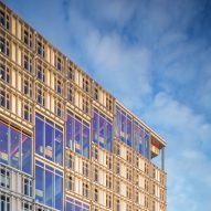Rogers Stirk Harbour + Partners anchors LSE campus with high-tech tower