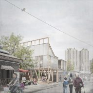 Cameron Clarke proposes introducing mental health facilities to Beijing's hutongs