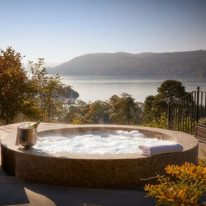 Samling Hotel in the Lake District competition
