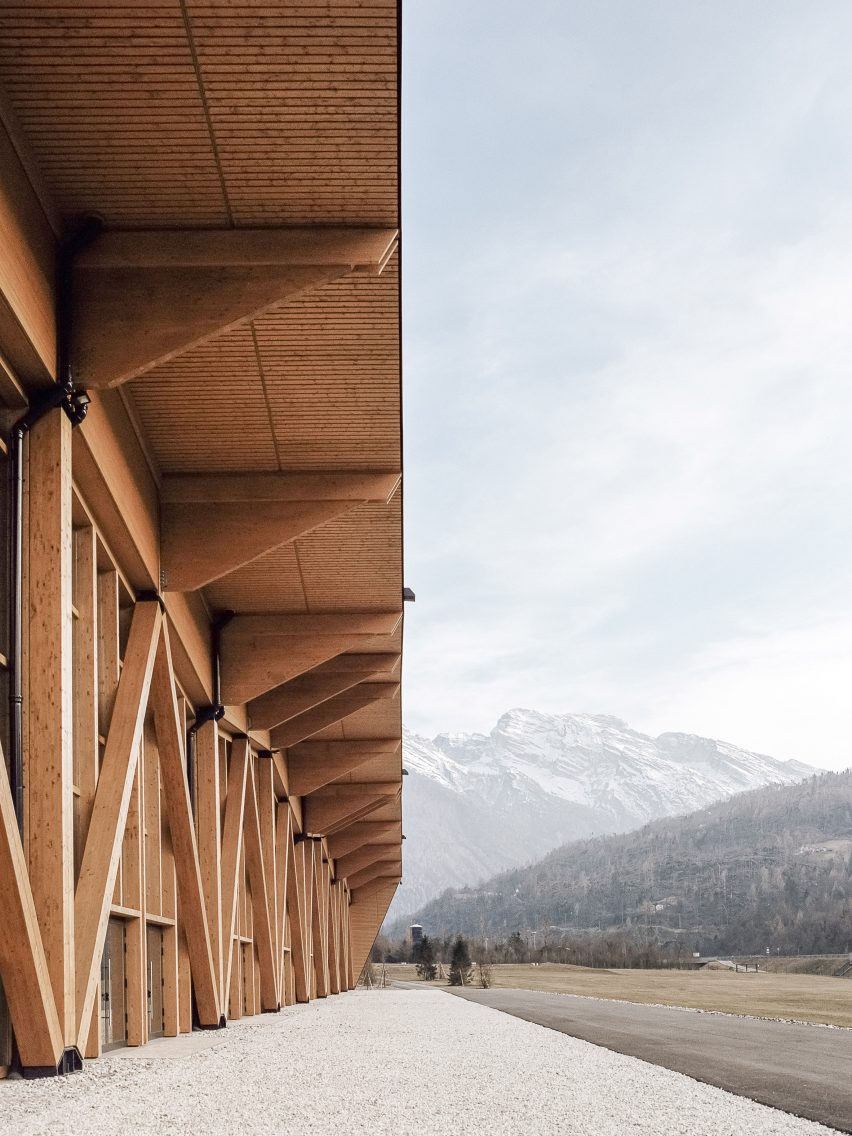 Congress and Exhibition Centre by Emanuele Bressan and Andrea Botter