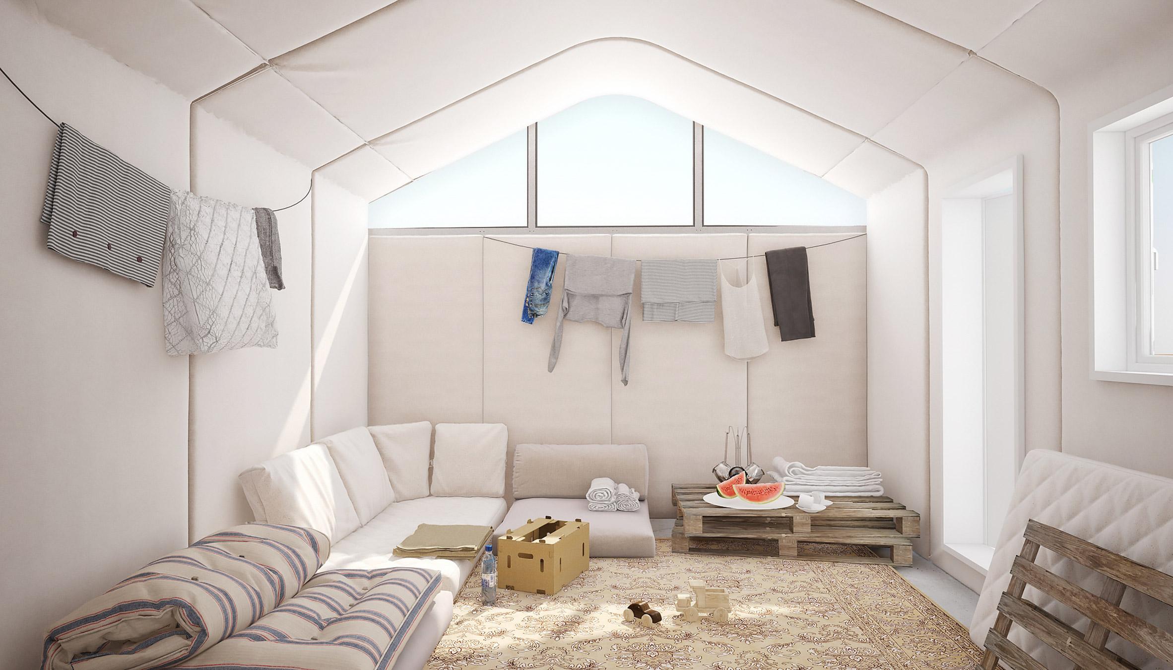Cortex Shelter by Cutwork