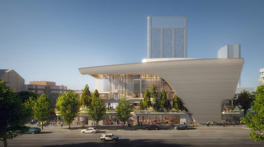 Winspear Project by Andrew Bromberg