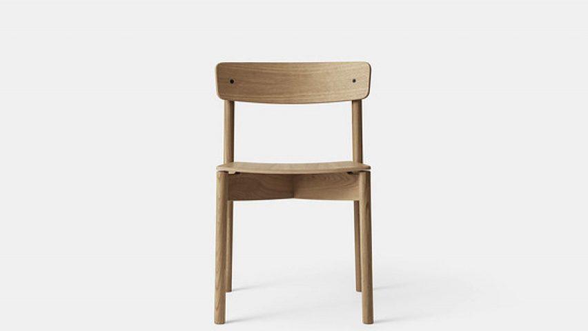 T01 Cross Chair by PearsonLloyd for Takt