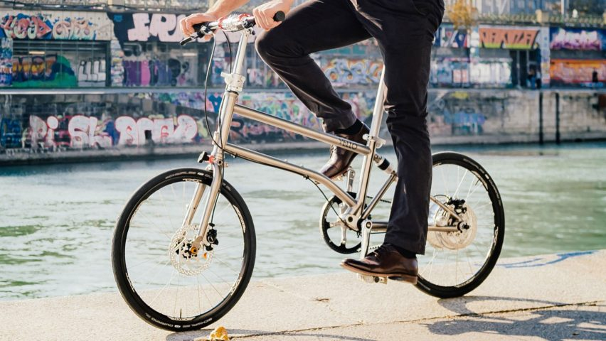 Bike+ Titanium by Vello