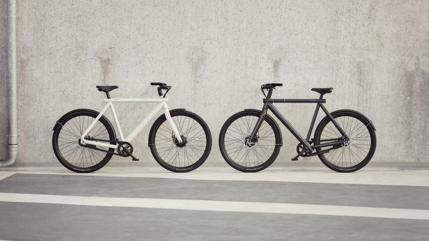 Electrified S2 and X2 by VanMoof