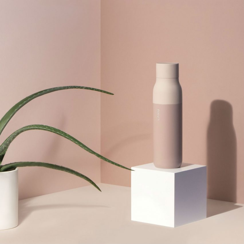 Larq Bottle by Larq - Dezeen Awards 2019 design shortlist