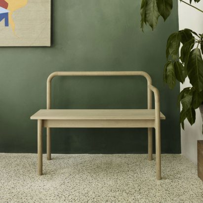 Maissi Bench by Studio Kaksikko for Skagerak Denmark