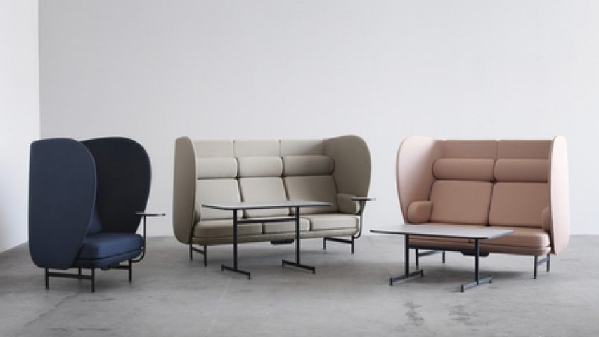 Plenum by Jaime Hayon for Fritz Hansen
