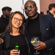 International architects and designers celebrate at Dezeen Awards 2019 shortlist party
