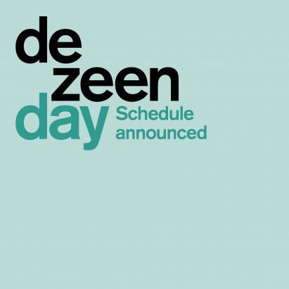 Dezeen Day schedule announced