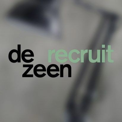 Dezeen Recruit launches