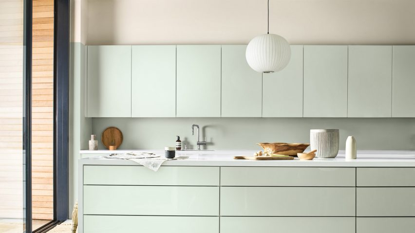 Tranquil Dawn Dulux Colour of the Year 2020