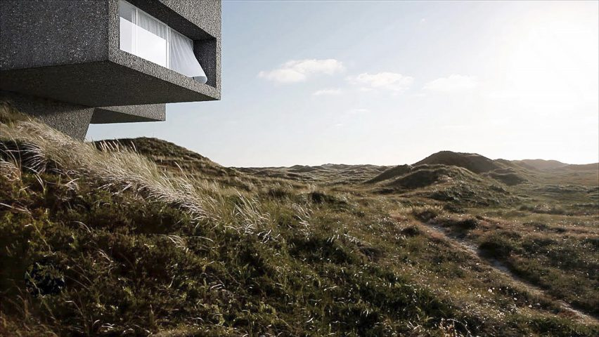 Dune House by Studio Viktor Sørless