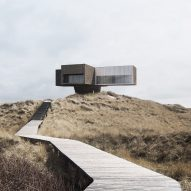 "Studio Viktor Sørless models ""cinematic"" Dune House on Roman Polanski movie"