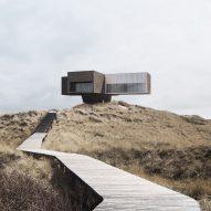 """Studio Viktor Sørless models """"cinematic"""" Dune House on Roman Polanski movie"""