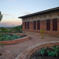 Econef Children's Center in Kingori, Tanzania, by Asante Architecture & Design and Lönnqvist & Vanamo Architects