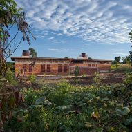 Swedish architects create self-sustaining children's centre in Tanzania