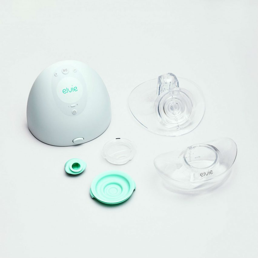 Elvie breast pump by Elvie
