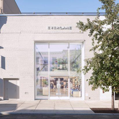 Everlane Williamsburg store in Brooklyn
