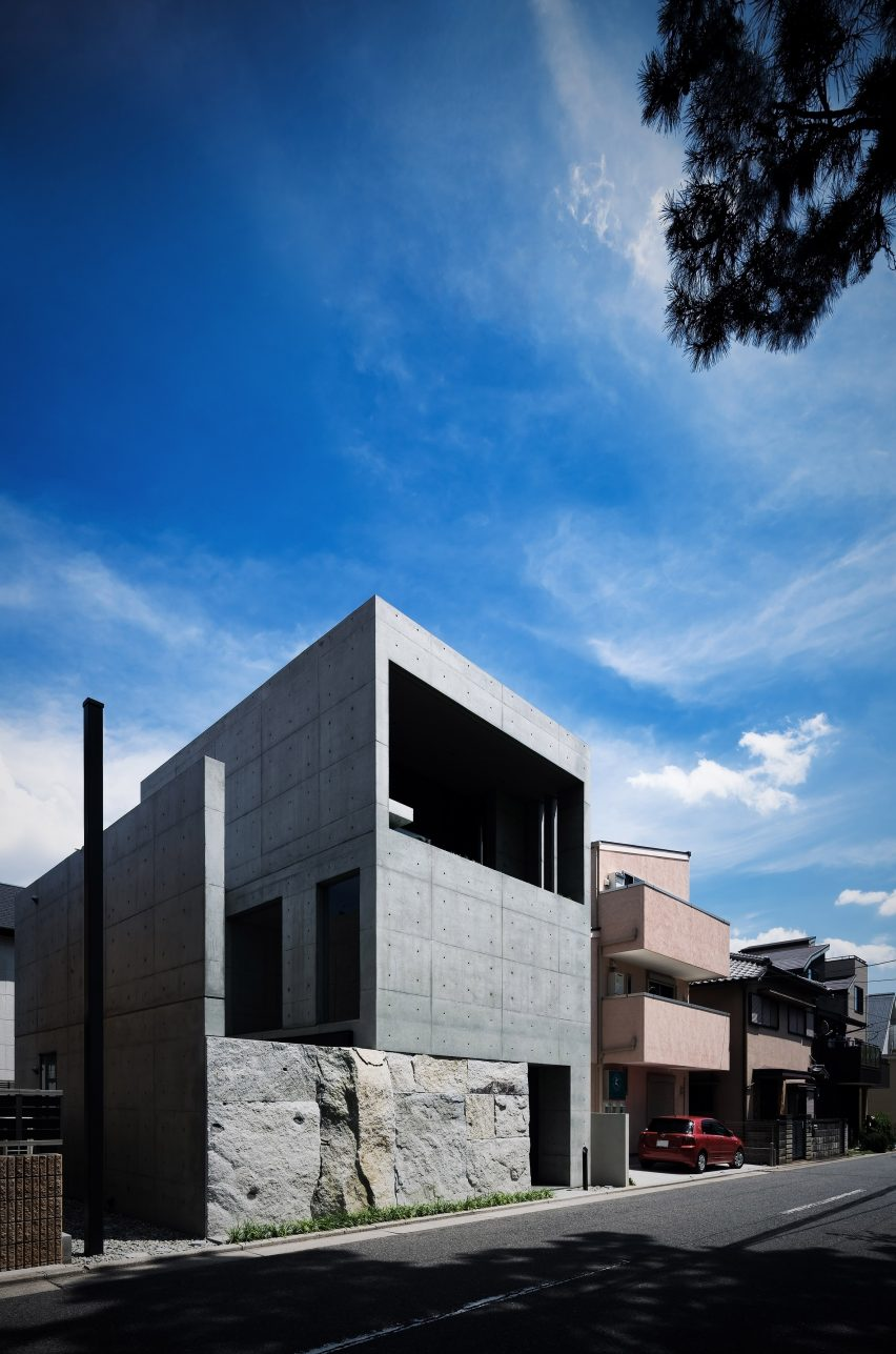 F Residence by GOSIZE