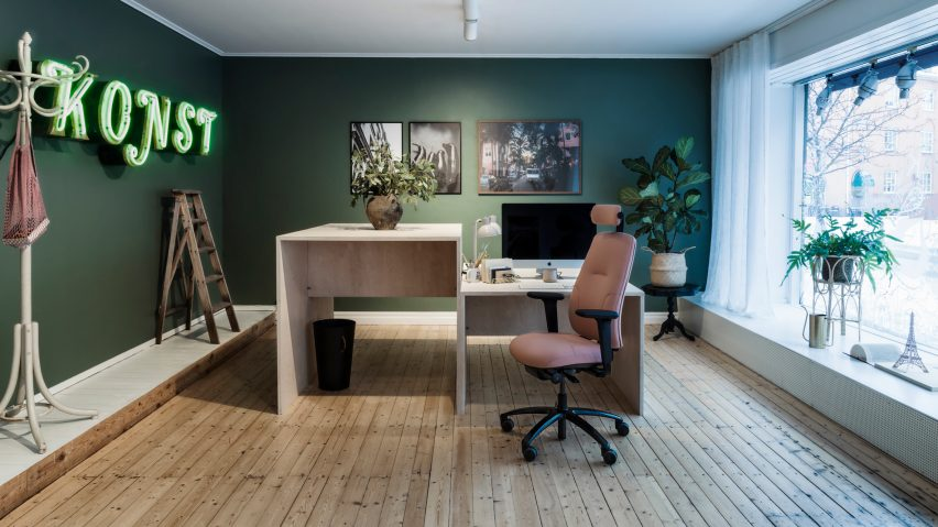 Flokk S Rh New Logic Chair Is Its Most Sustainable To Date