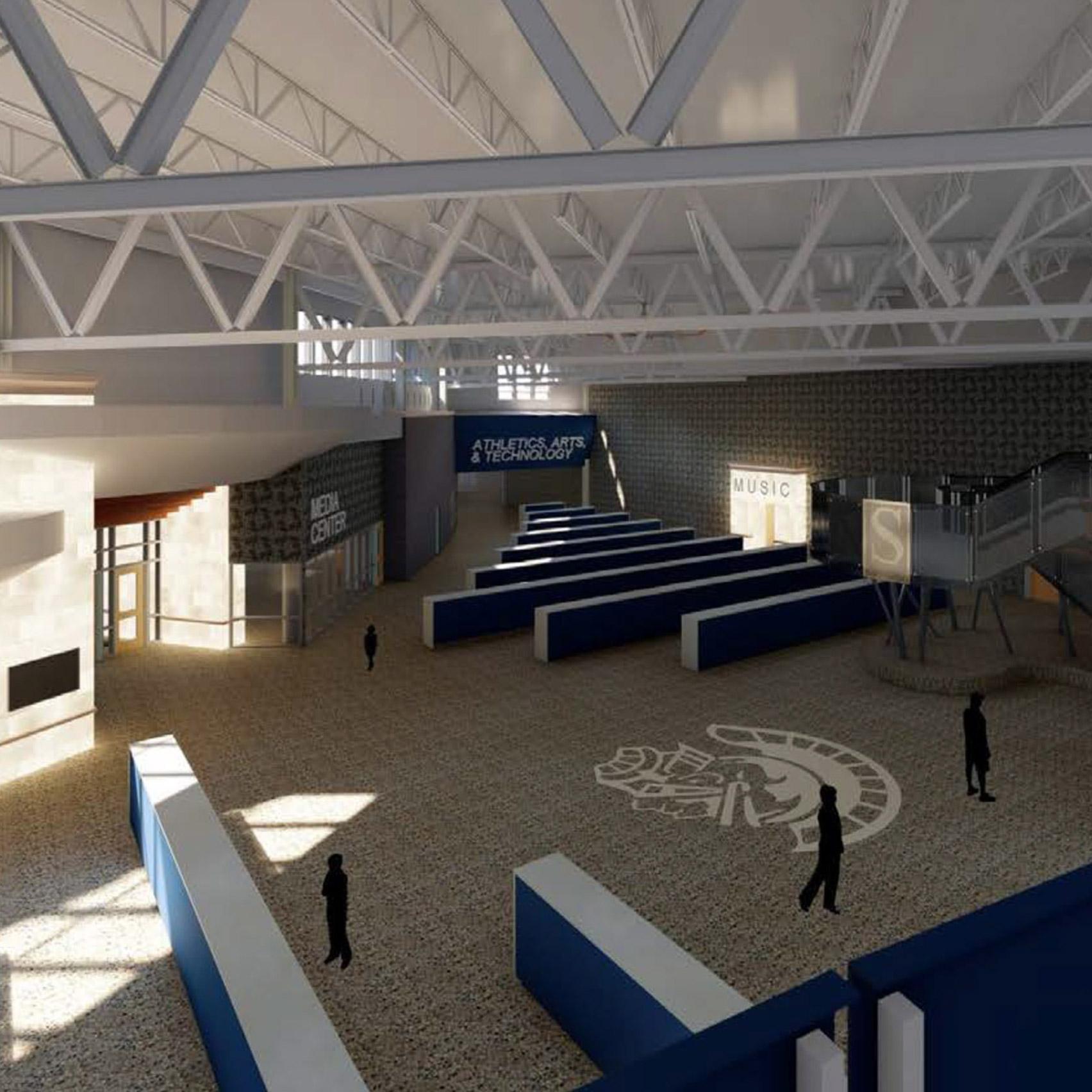 Michigan High School Designed To Reduce Impact Of Mass Shootings