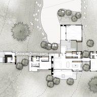 Gammel Dam by CCY Architects Floor Plan