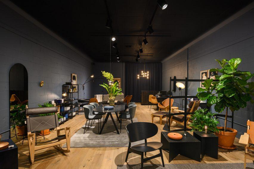 Gestalt Hudson showroom