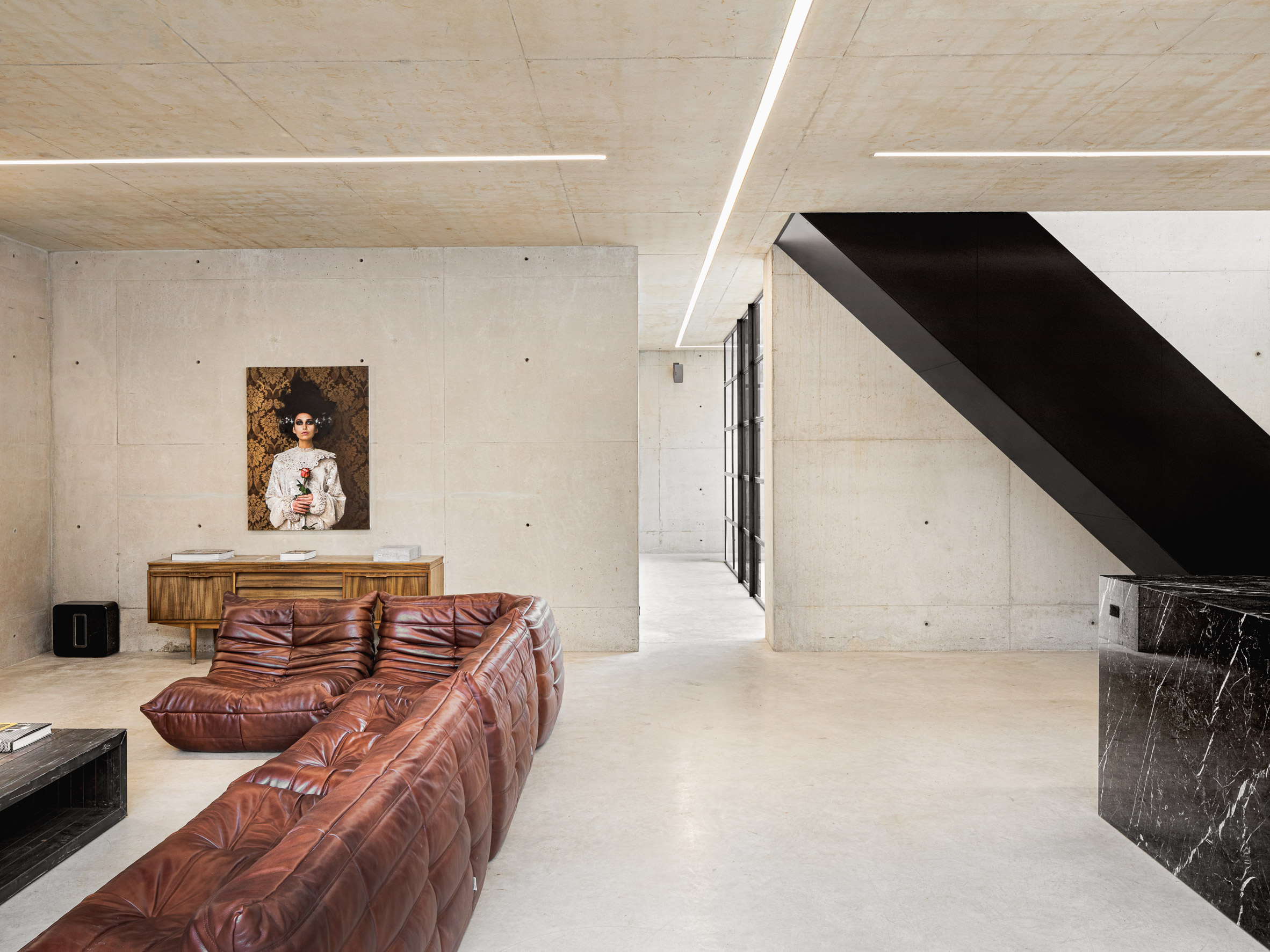 BPN Architects designs Ghost House to have