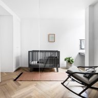 Habima Square apartment by Maayan Zusman