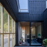 Huis M&M Funen by NEXT architects