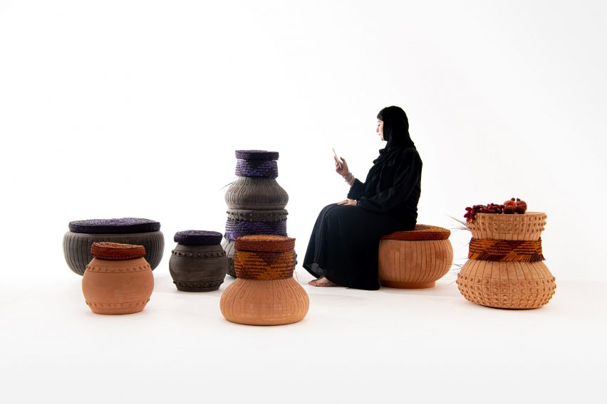 Bedouin women create collection for Irthi Contemporary Crafts Council: London Design Fair