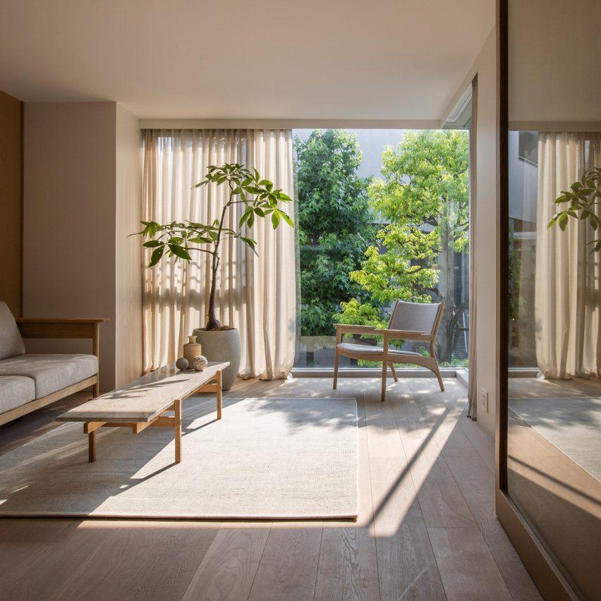 Kinuta Terrace apartments by Norm Architects and Keiji Ashizawa