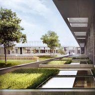MDDM to revive Oscar Niemeyer's abandoned fairground in Tripoli