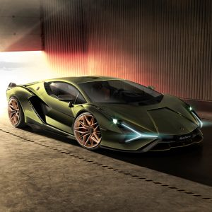 Fastest Hybrid Car >> Hybrid Lamborghini Sian Will Be The Fastest Lamborghini Of