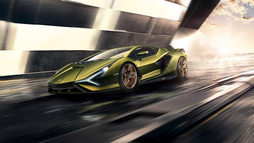 """Lamborghini's first hybrid production supercar will be its """"fastest car of all time"""""""