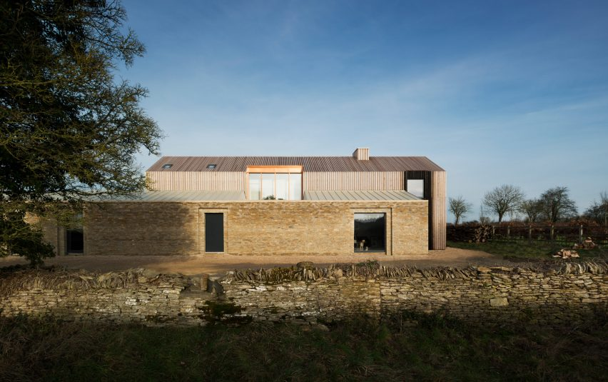 Long House by Bureau de Change