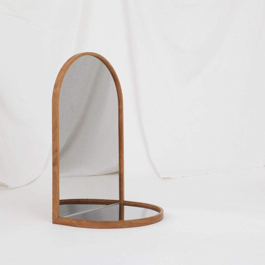 Mirror Mirror by Maria Bruun