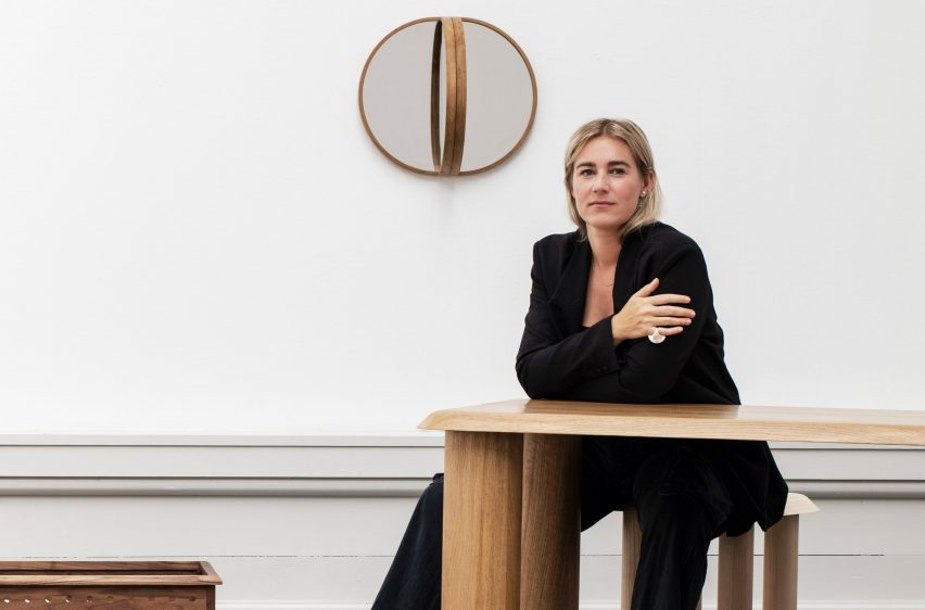 """It is time for something new"" in Danish design says Maria Bruun"