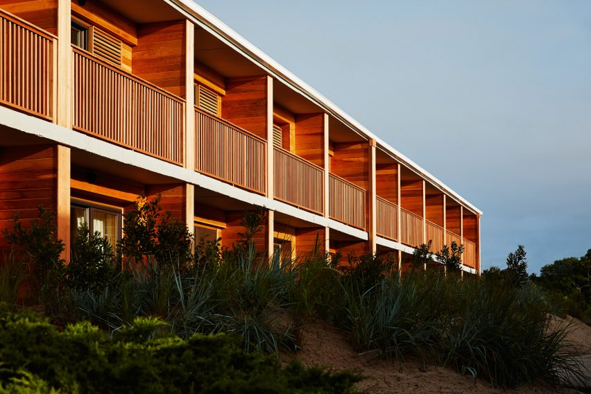 Marram Hotel by Bridgeton and Studio Tack