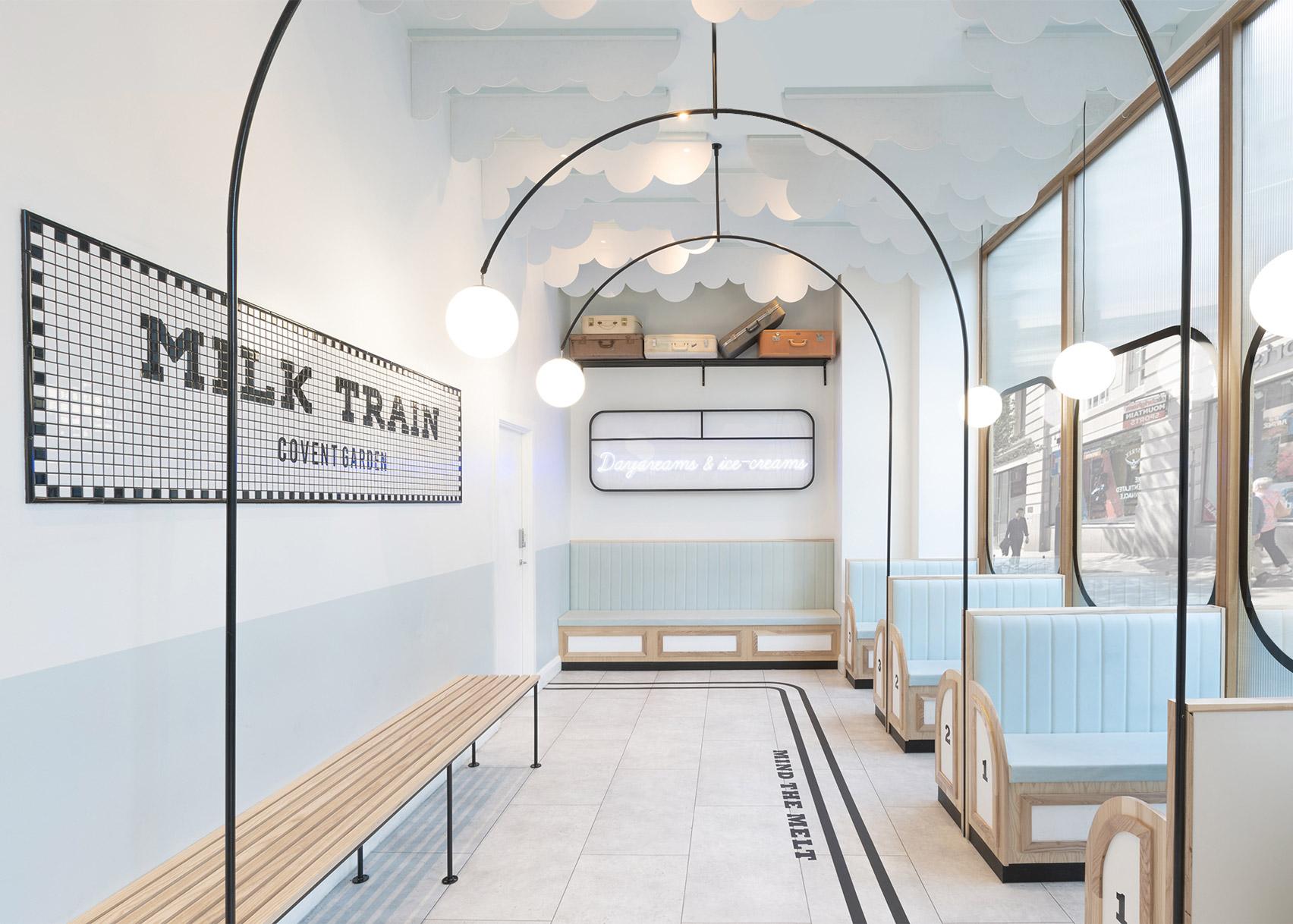 Milk Train by FormRoom