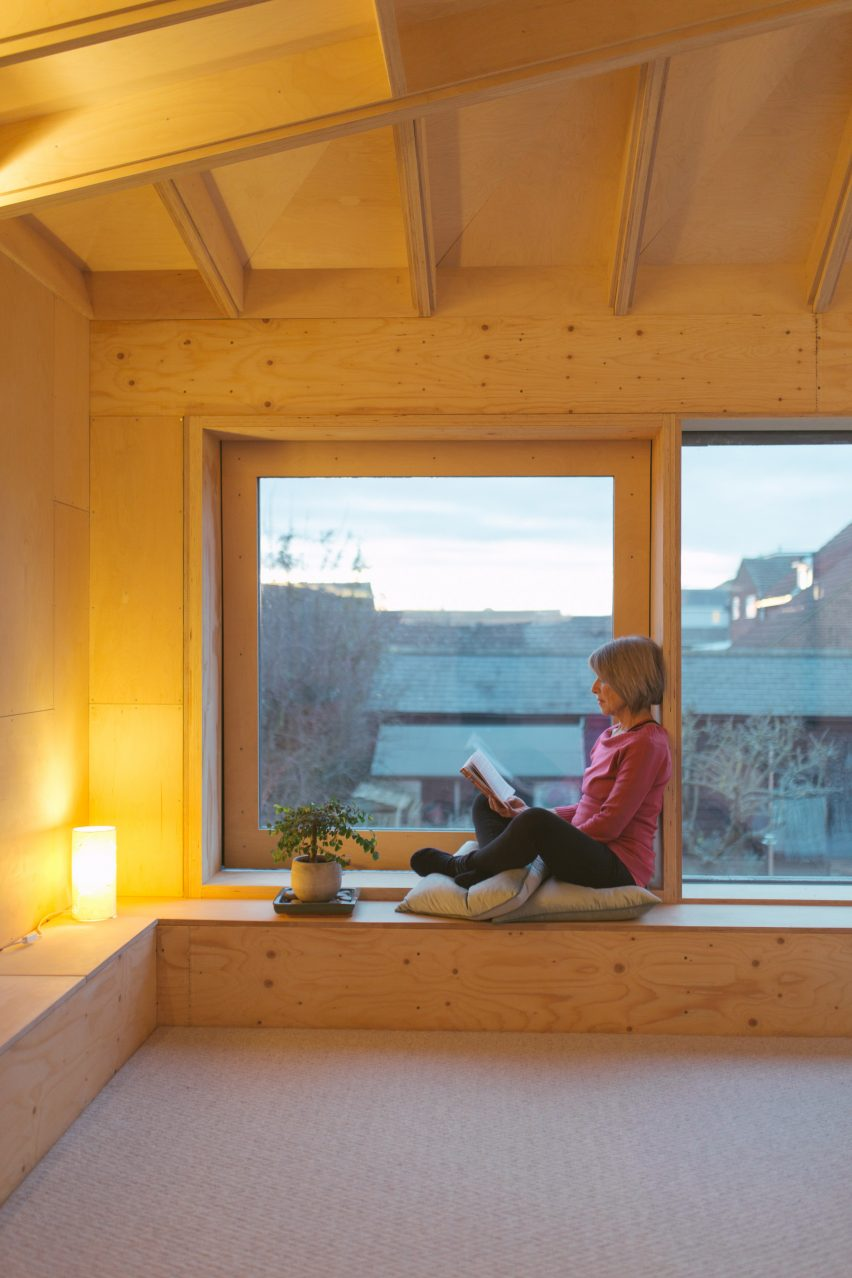 Mill Lane U-Build house extension by Studio Bark