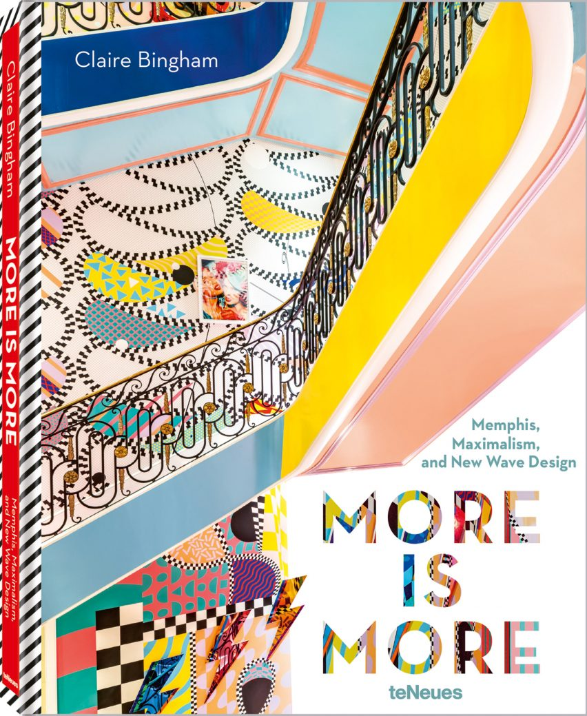 More is More book by Claire Bingham