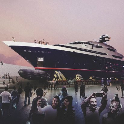 1MDB superyacht Malaysian pavilion proposal by No-to-scale