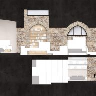 Old Jaffa House 4 by Pitsou Kedem