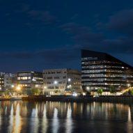Powerhouse Brattørkaia office building in Tronheim by Snøhetta